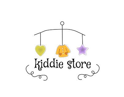 kiddie store -logo