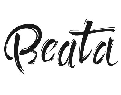 Beata Lettering