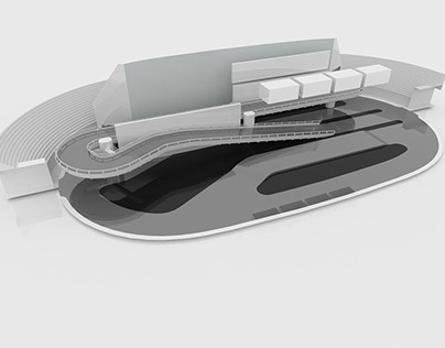 VW - Guangzhou Media Night - Design Concept