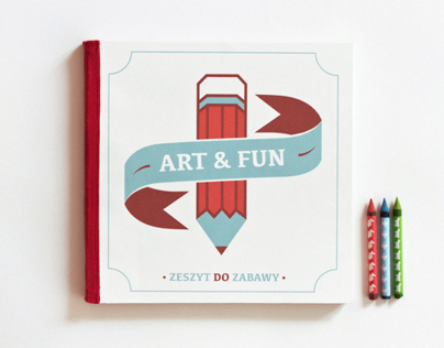ART&FUN , book for children