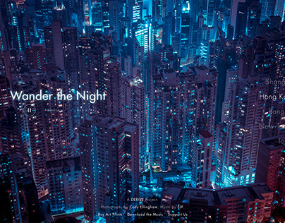Wander the Night