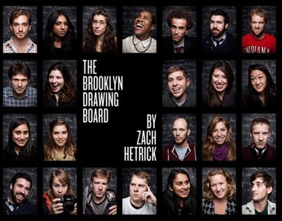 Brooklyn Drawing Board