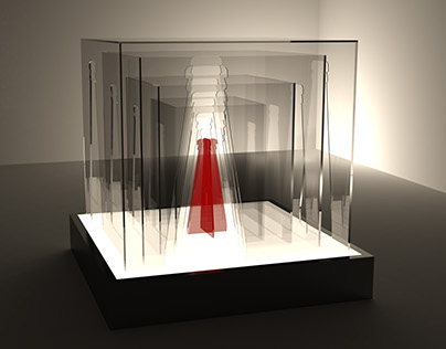 Red power: lamp