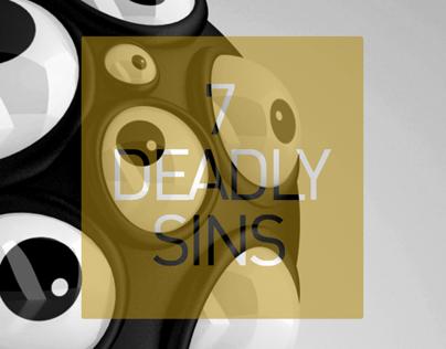 7 DEADLY SINS (3D)