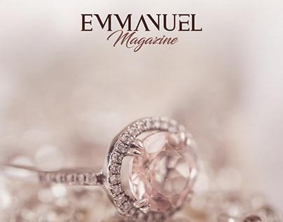 Emmanuel - Fashion Magazine & Brand Identity