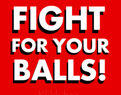 Comfyballs - Fight for your balls!