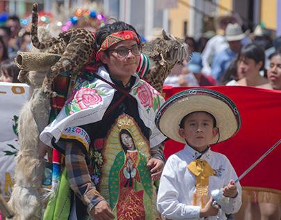 Rostros de un Carnaval. San Pedro Cholula 2019