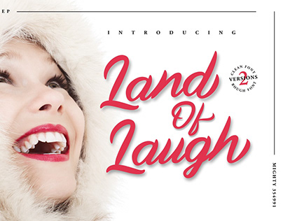 Land Of Laugh - Clean & Rough