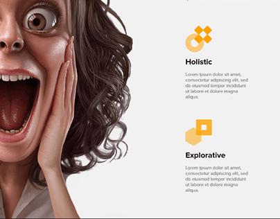 Agency Web Design