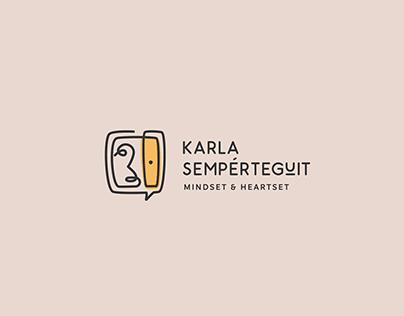Branding Karla Sempérteguit
