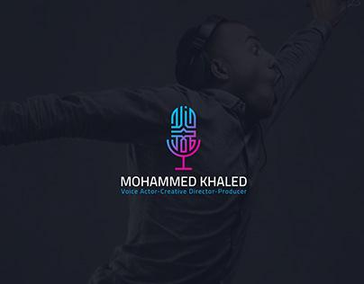 logo Voice Actor (محمد خالد)
