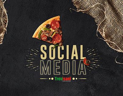 TREVISANI | Menu _ Social Media _ Website