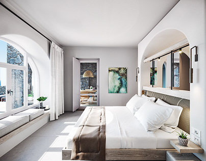 Canaves Oia Epitomes Santorini by K-Studio architects