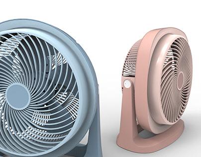 Personal Air Circulation Fan