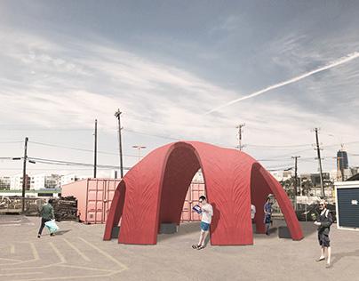Casting Shell Pavilion