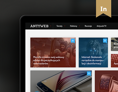 Antyweb Redesign 2015