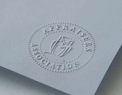 Appraisers Association. Identity Design.