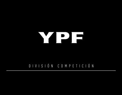 PLOTEO VEHICULAR PARA COMERCIAL YPF/ vehicular plot
