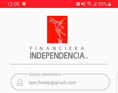 Findep App Clientes
