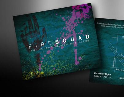 FIRESquad Flyer