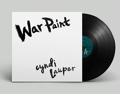 Cyndi Lauper Vinyl Album