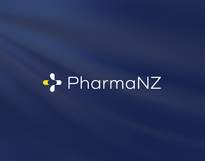 Pharmanz Branding