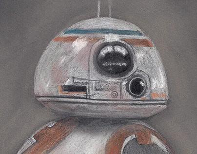 BB-8 portrait
