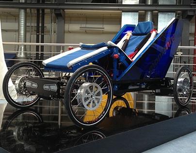 GlobalDrive'13 (TUM-NTU-BMW Group) The Lounger