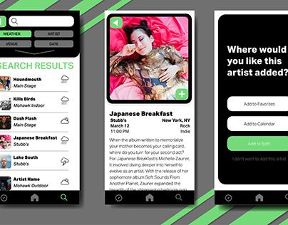 SXSW App Redesign