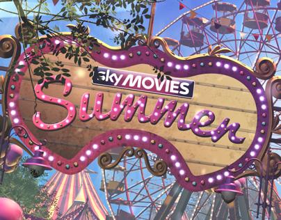 Sky Movies Summer 2013