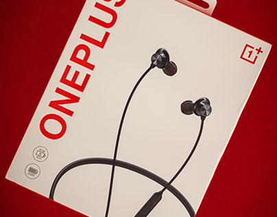 OnePlus Bullets Wireless Z - Product Photography