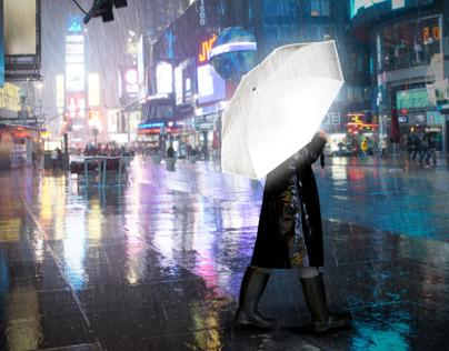 Hi-reflective Umbrella
