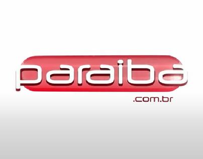 Vinheta Portal Paraíba