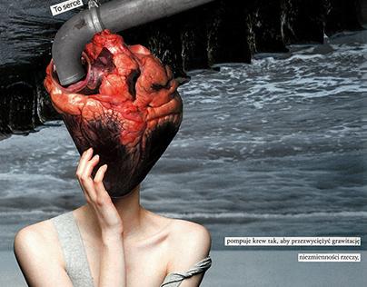 To serce...