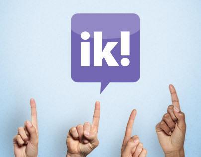 ik! - website (2012)