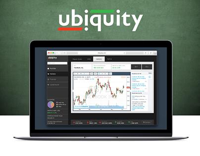 Ubiquity - Learn how to trade like a pro!