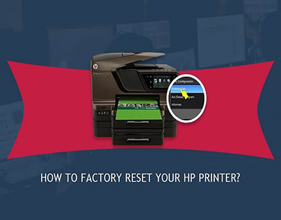 How To Factory Reset Your HP Printer?
