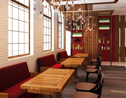 SMOKIN HUT RESTURANT American Resturant