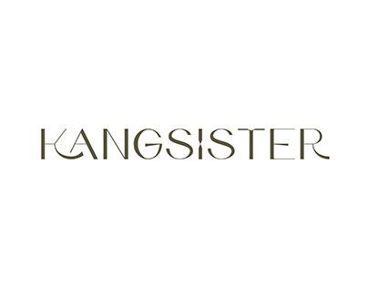 KANGSISTER Brand Identity Design Project