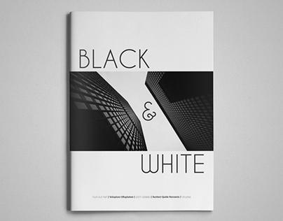 Simple & Clean Magazine Template III