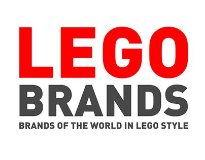 Lego Brands