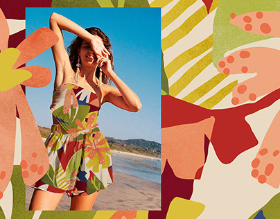 Textile Prints | Geometric & Flats