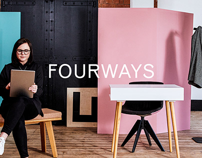 Fourways — Brand Identity