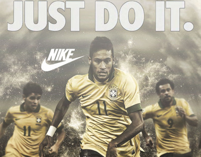 Just Do It (Brazil) .. Nike
