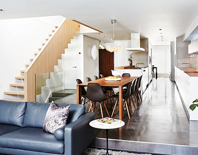 House for entertaining by these architects Inc.