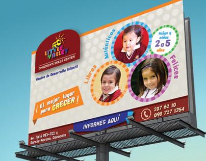 Daycare Billboard