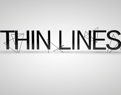 THIN LINES ALBUM ART