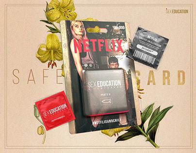 SAFE CARD / NETFLIX - SEX EDUCATION