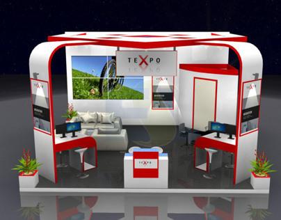 6 x 6 Exhibition stand