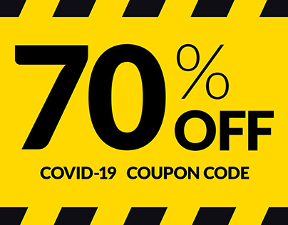 Covid-19 Coupon Code (70% OFF)